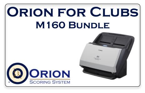 Orion for Clubs M160 bundle